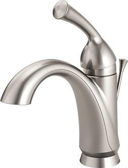 Delta Faucet Haywood Single-Handle Bathroom Faucet with Diam