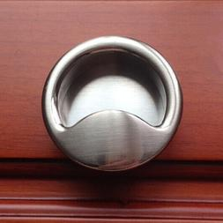 22mm stain silver drawer <font><b>cabinet</b></font> knobs <
