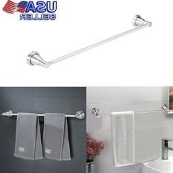 23.6 Inch Towel Rod Brushed Nickel Modern Single Towel Bar S
