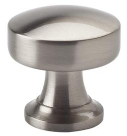 Atlas Homewares 325-BRN Browning Round Knob, Brushed Nickel