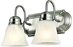 Kichler Lighting 370021 21.85-Inch Crystal Bay Fan Blade