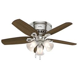 Hunter Fan Company 51092 Builder Low Profile Indoor Ceiling