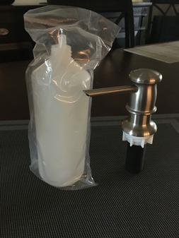 Moen 87045MSRS Kitchen Soap/Lotion Dispenser