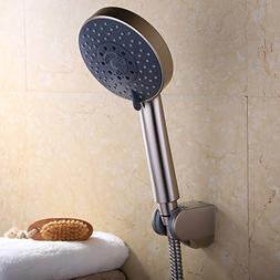KES LP501B-2 Bathroom FIVE Function Handheld Shower Head wit