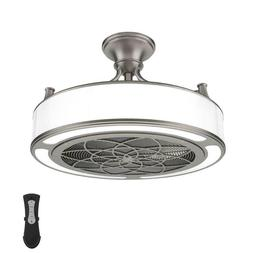 Anderson 22 in. Stile Enclosed Illuminating LED Light Ceilin