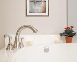 Antioch Two Handle Mini-Widespread Roman Tub Faucet Trim - F