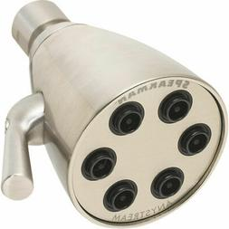 Anystream 6-Jet Showerhead - Finish / Low Flow Rate: Brushed