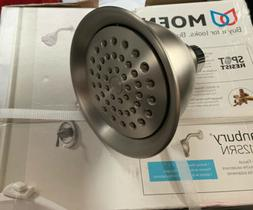 moen banbury brushed nickel Shower Head, Shower Head, Brushe