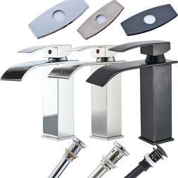 Bathroom Basin Faucet Single Handle/Hole Deck Mounted Sink M