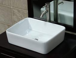 Bathroom Ceramic Porcelain Vessel Vanity Sink 7050L3 combo+