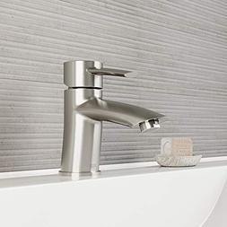 VIGO VG01023BN Bova 8 Inch Brushed Nickel Bathroom Faucet, S