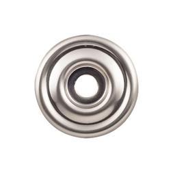 Top Knobs Brixton Backplate 1 3/8 Inch Brushed Satin Nickel