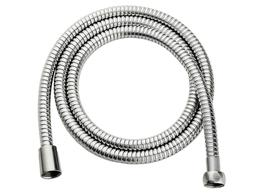 Brushed Nickel Shower hose replacement universal 60 inch len