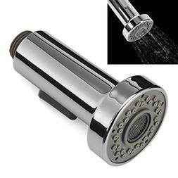 Chief Spray - Replacement Chrome Finish Spray Head Nozzle Ki