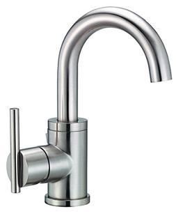 Danze D220558BN Parma Single Handle Lavatory Faucet, Brushed