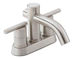 Danze D301058BN Parma Two Handle Centerset Lavatory Faucet,