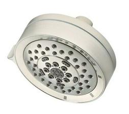 Danze D460056BN Parma Five Function Showerhead, 2.5 GPM, 4 1