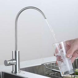 Drinking Water Kitchen Bar Sink Purifier Faucet Brushed Nick
