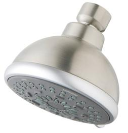 Grohe 27 295 EN0 Tempesta Trio Shower Head, Infinity Brushed