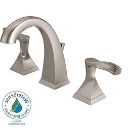 Delta Everly 8 in. Widespread 2-Handle Bathroom Faucet with