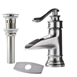 Rozin Single Lever Bathroom Sink Faucet Vanity Basin Mixer T