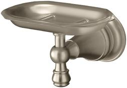 KOHLER K-16142-BV Revival Soap Dish, Vibrant Brushed Bronze