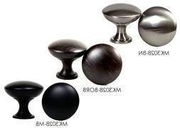Knob Pull Mushroom for Kitchen or Bathroom Cabinet Hardware