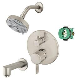 Hansgrohe KST04447-27457-13BN-2 Raindance Shower Faucet Kit
