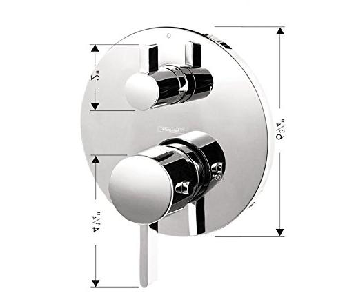 Hansgrohe 04230820 S Trim Volume Control