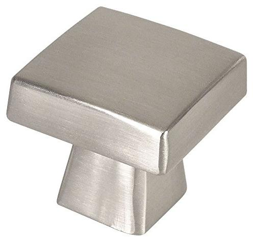 25 pack 5233sn satin nickel contemporary square