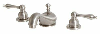 Premier 120586LF Wellington Brushed Nickel Widespread 2-H La