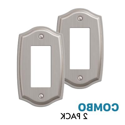 2 pack rocker toggle switch gfci outlet