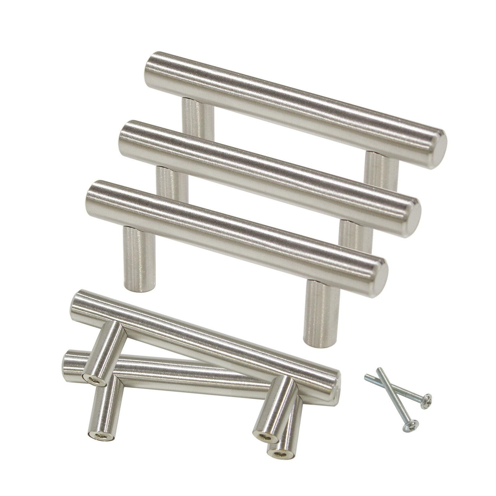 30Pack Pulls Stainless T Bar