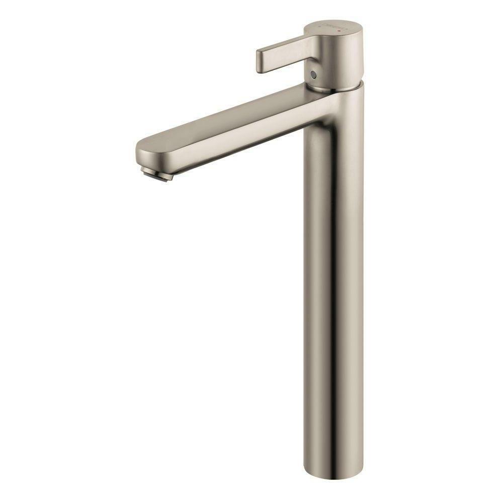 Hansgrohe 31020 Metris S Bathroom Faucet Vessel Faucet with