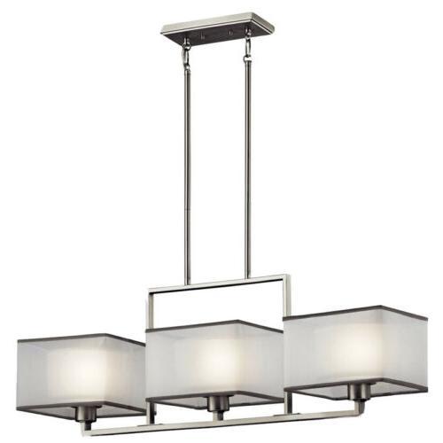 43437ni chandelier linear 3lt