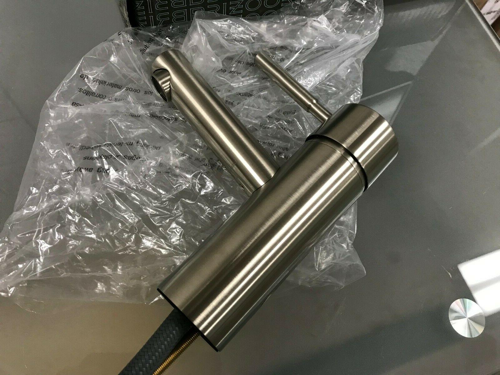 65014lf bn eco brushed nickel single hole