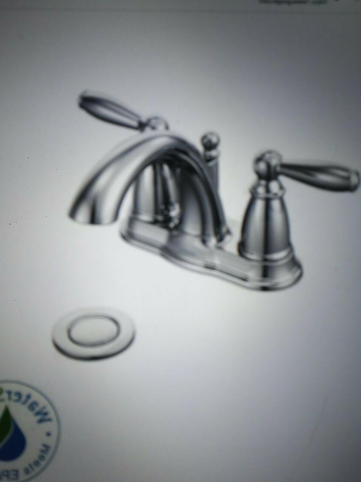 6610bn brantford two handle centerset bathroom faucet