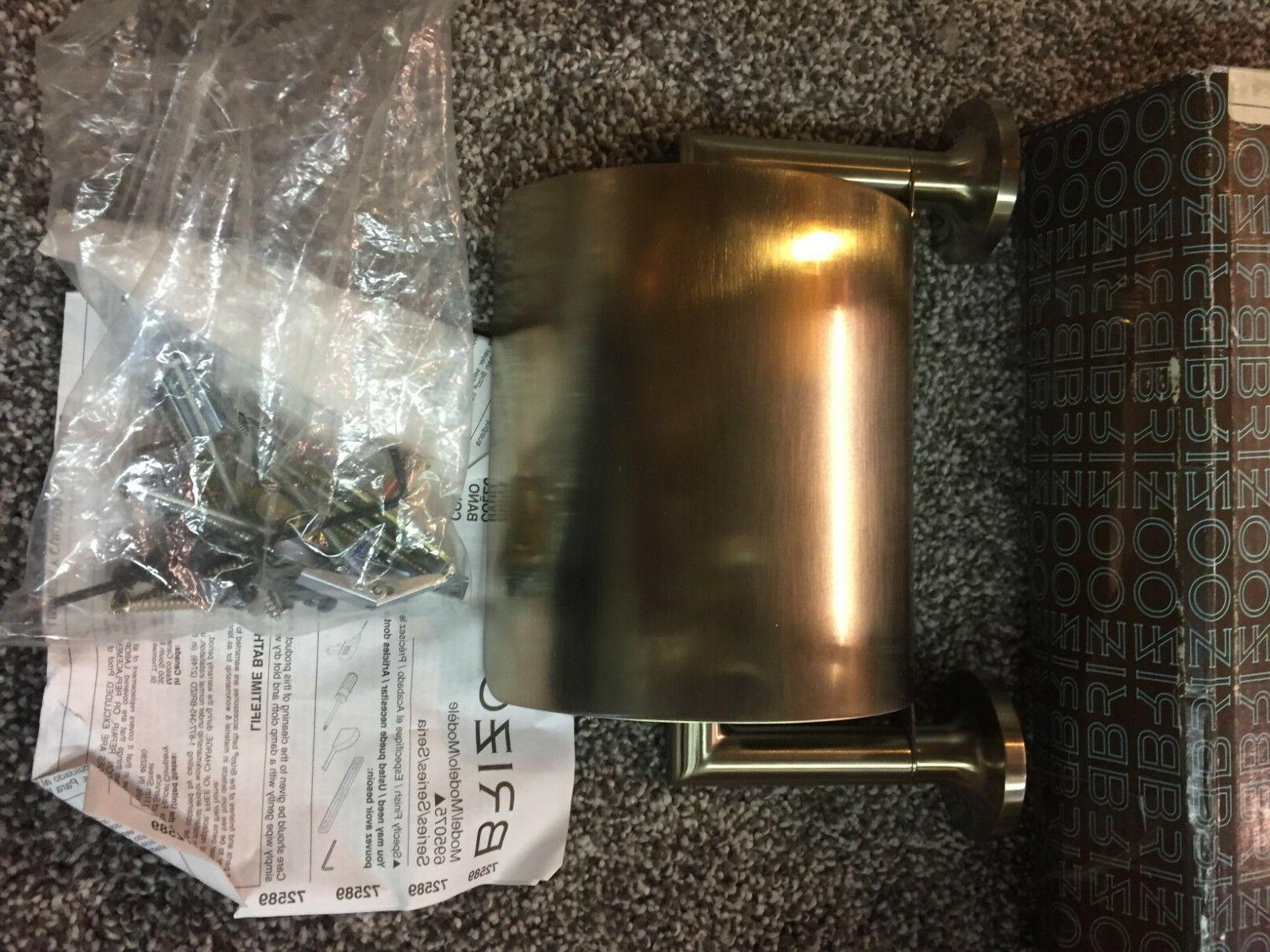 695075 bn odin tissue holder brushed nickel