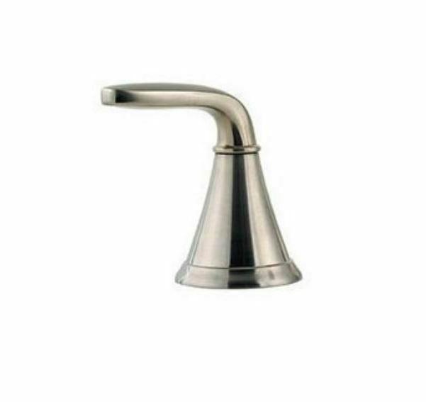 bathroom faucet handle 940 028j brushed nickel