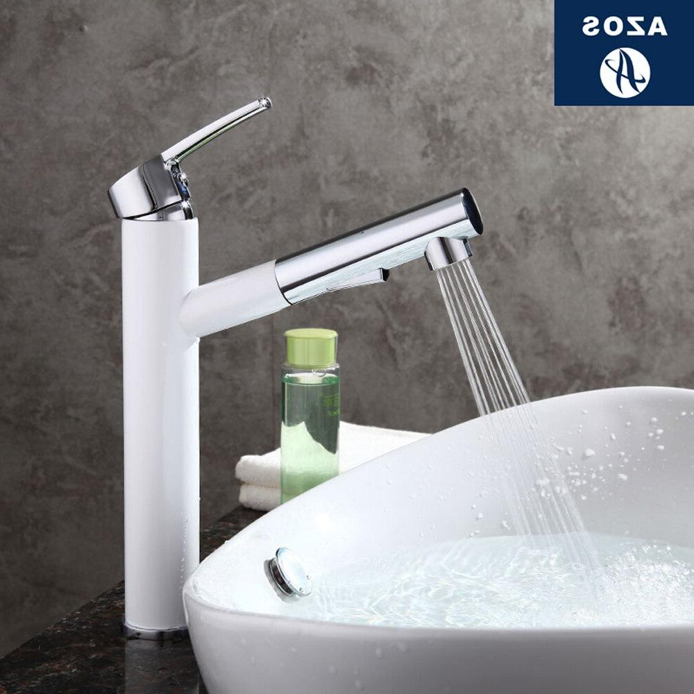 Bathroom <font><b>Faucet</b></font> Single Spout Vessel Mixer Tap <font><b>Brushed</b></font> <font><b>Nickel</b></font> Polish