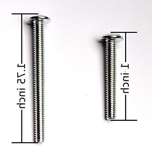 Southern Hills Brushed Cabinet Handles- 5 - Screw Spacing - 5/8 Inches -