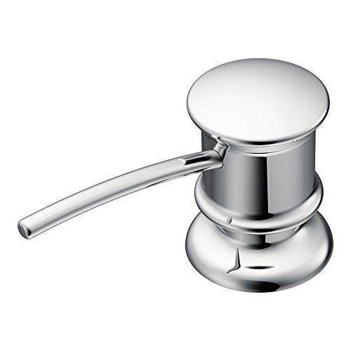 Chrome Deck Mounted Soap Dispenser - 3944