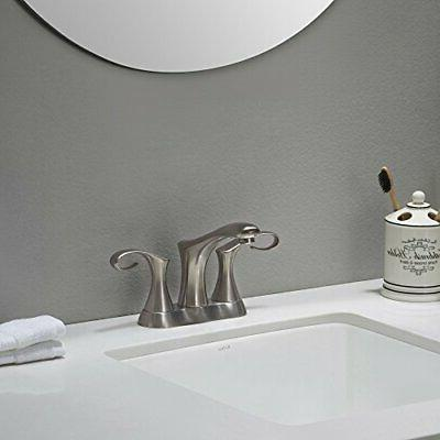 Cirrus Inch 2 Sink Faucet Hot