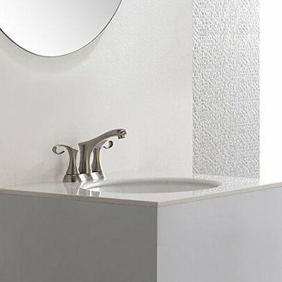 Cirrus Inch Centerset 2 Faucet Hot