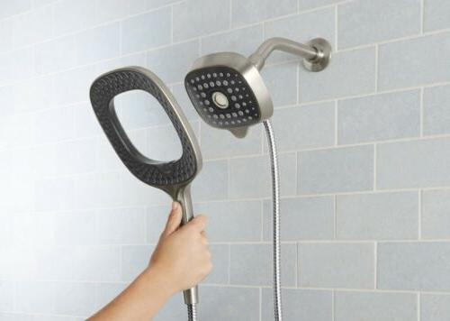 converge infinity spray shower head