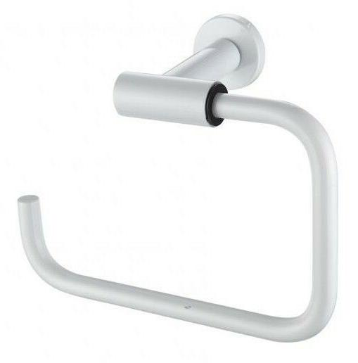 drift square guest towel holder wall mounted