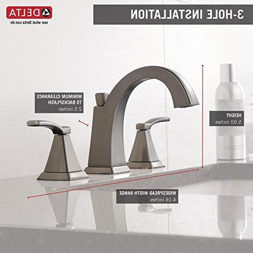 Delta Widespread 3 Sink