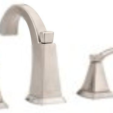 Delta Two Widespread Lavatory Faucet 3 Hole