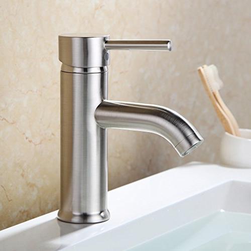 KES Euro Contemporary Vanity Lavatory Faucet,