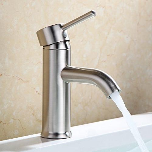 KES L310B-2 Euro Modern Contemporary Vanity Lavatory Faucet,